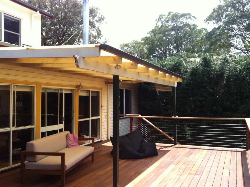 Blueprint building creations pty ltd a picture gallery of a transformation of a property recently completed skylights decks and a very impressive roof malvernweather Image collections